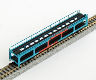 Automobile Freight Car KU 5000 Tricolore Color   Kato 8018 3 (N scale)