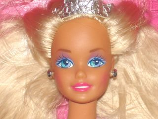 American Beauty Queen Barbie Doll 1991 in Box Mattel