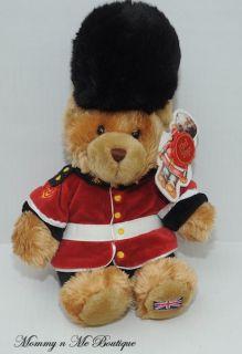 Keel Toys Guardsman Bear Plush Toy