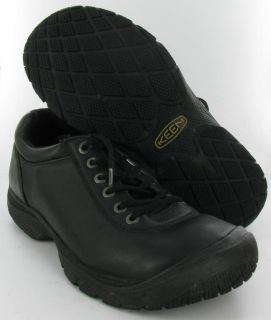 Keen Utility PTC Oxfords Black Mens Size 11 5 M Used $110