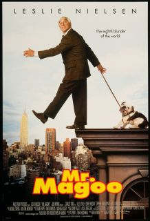 Mr Magoo 1997 Original U s One Sheet Movie Poster