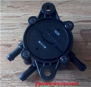 Universal Small Engine Fuel Pump Kohler Briggs Kawasaki Honda Engines