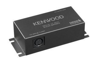 Kenwood KCA SR50 Sirius Satellite Radio Interface Adapter New KCASR50
