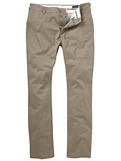 Homepage  Men  Trousers  French Connection Tapered stretch chino