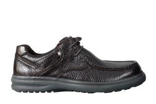 Hush Puppies Mens Shoes Burke Dark Brown Leather H101408 Sz 13 M