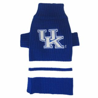 University of Kentucky Wildcats NCAA Sweater for Dogs
