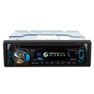 Kenwood KDC BT752HD in Dash CD  WMA Car Stereo Receiver with