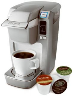 00315 Keurig B31 Mini Plus Personal Platinum Brewer