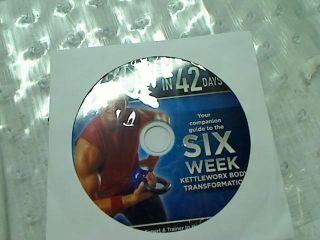 Kettleworx 6 Week Transformation 6 DVD Set Kettleworks