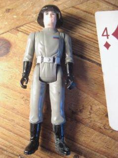Star Wars Vintage Action Figure Death Squad Commander 1977 Hong Kong