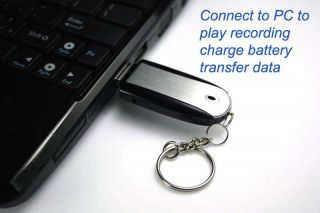Professional USB Flash Drive Digital Voice Recorder Pen with Time and