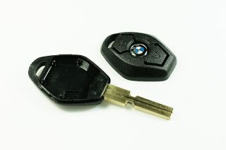 Bottons BMW x3 x5 Z3 Z4 5 7 325i Series Uncut Blank Key Shell Case