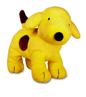 Fun with Spot The Dog 6 inch Plush Toy Dog Eric Hill New with Tags