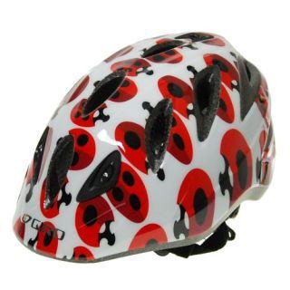 Giro Rascal Ladybugs Childs Bike Helmet Universal