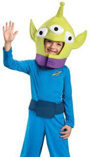 Disney Toy Story Movie Alien Kids Halloween Costume S