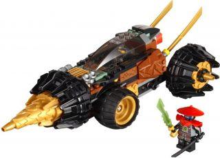 Lego Ninjago 70502 Coles Earth Driller Final Battle Cole Included New