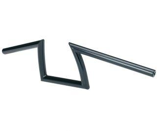 Biltwell Keystone Z Handle Bars Chrome R Black Chopper