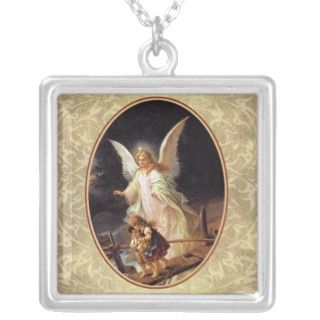 Guardian Angel Custom Necklace