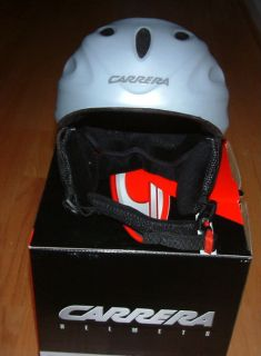 Ski Snowboard Helmet Kids Carrera Airborne XXS New