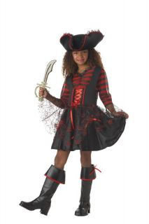 Captain Cutie Pirate Girl Child Costume
