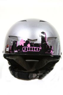 Giro Girls Encore Pink Bunny Kids Snow Helmet Ski Helmet x Small