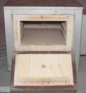 Vintage Norman Electric Kiln Craft Medical Dental Lab Oven Furnace