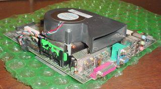 Dell GX280 DHP Motherboard w CPU P4 HT 3 GHz Heatsink
