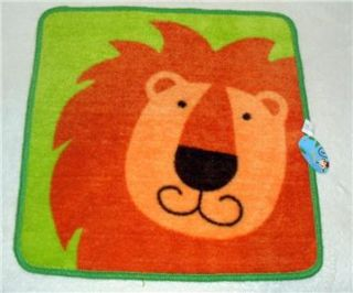 Baby or Kids Room Decor Jungle Safari Zoo Animal Friendly Lion Accent