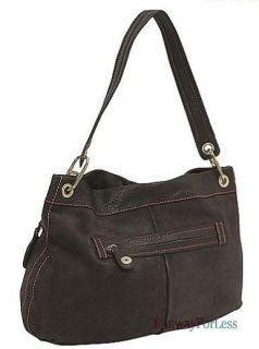 Kipling Pino Jerri Green Leather Hobo Handbag Handbags Shoulder Bag