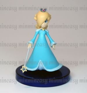 Wii Yujin Super Mario Bros Galaxy Figure Part 1 Gashapon 2 Princess