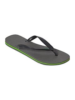 Havaianas Brasil flag flip flops Light Grey   House of Fraser