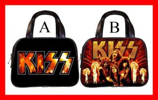 Kiss Metal Rock Band RARE Hot Handbag Purse Pick 1