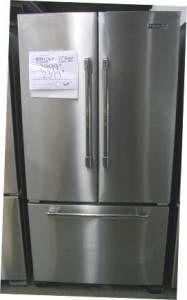 Viking D3 French Door Refrigerator Freezer Stainless Model