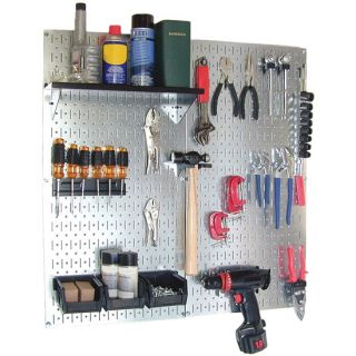 New Wall Control Utility Tool Organizer/Storage Assembly Kit, Metal