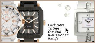 Brand New Klaus Kobec Ladies Watch RRP £139 Now £39 99 A Massive 71