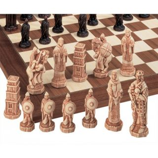 Great Gift The Original Sac Battle of Hastings Chess Set