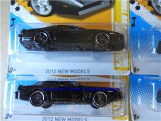 2012 Hot Wheels KITT K.I.T.T. Knight Rider Industries 2000 Lot of 2 1