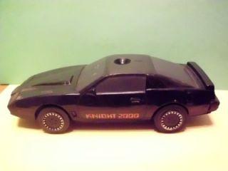 Vintage 1984 Knight Rider Kitt Plastic Car Universal City Studios