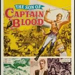 The Son of Captain Blood 1963 Original U s One Sheet Movie Poster