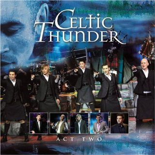 Celtic Thunder The Show DVD 2 CD Set Collection