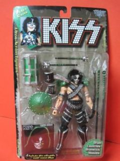 Kiss Peter Criss McFarlane Toys Action Figure SEALED