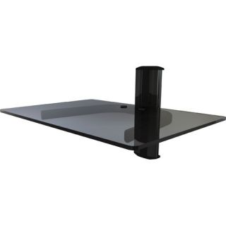 Crimson AV Single Shelf Wall Mount System with Cable Management WA1