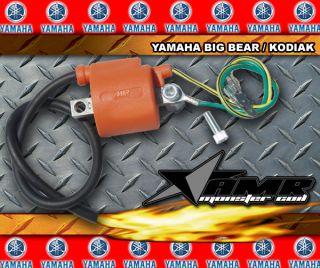 PERFORMANCE MONSTER IGNITION COIL YAMAHA KODIAK, BIG BEAR UPGRADE