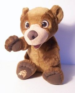 Disney Tumble and Laugh Koda Brother Bear Plush Stuffed