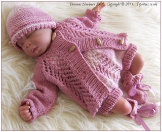 Knitting Patterns Of Baby Sets : baby knitting sets fun4all