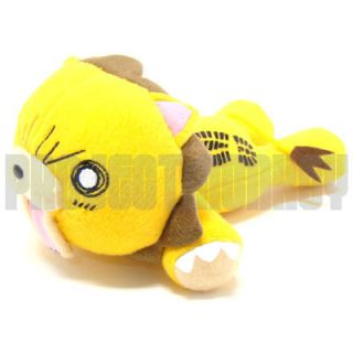 Bleach Kon 9 Plush Doll Run Over Anime Lion Licensed