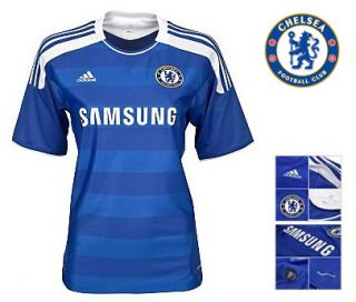 Chelsea Home Ladies Womens Football Soccer Shirt Jersey 2011 12