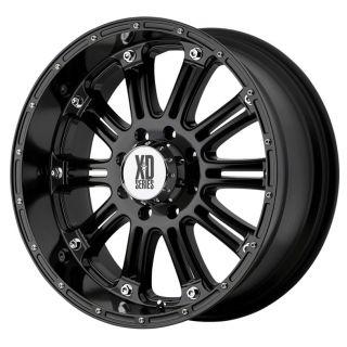 KMC XD Series XD795 Hoss 18x9 Gloss Black