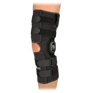 Össurs Rebound hinged knee brace product line is a comprehensive