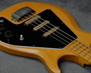1974 Gibson Grabber III Bass Guitar G3 w Original Case